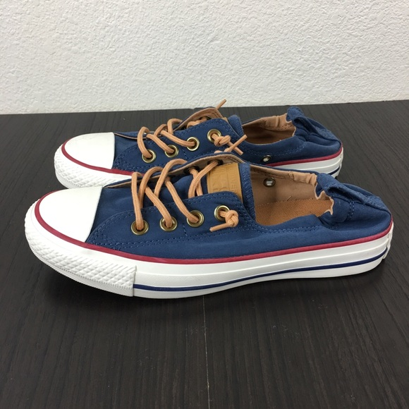 01c710ac51c1 Converse Shoes - WOMENS CONVERSE CHUCK TAYLOR SHORELINE SNEAKER 6
